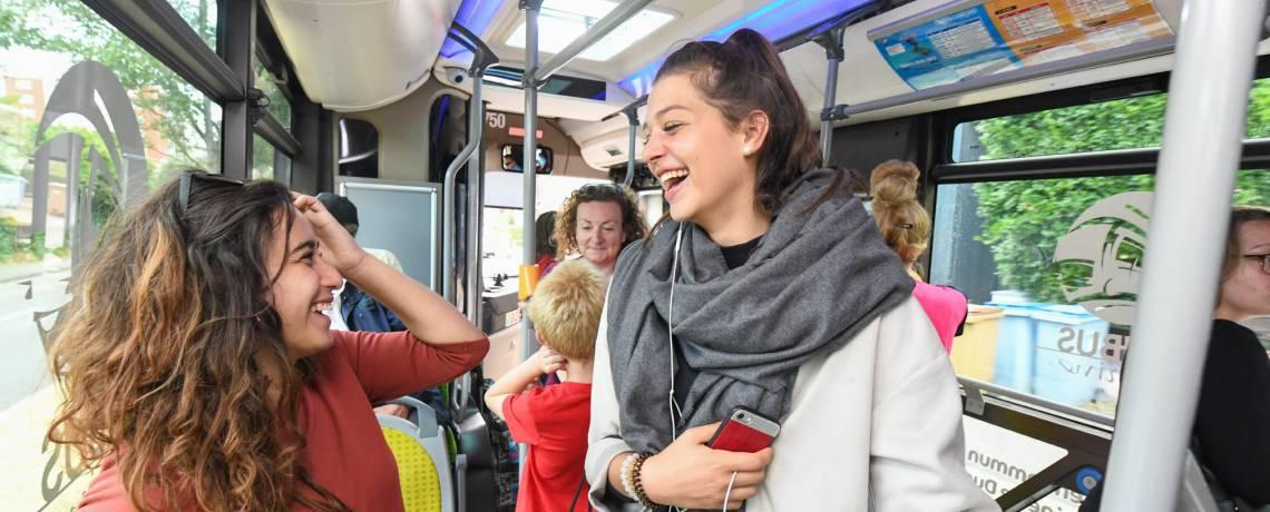 rencontres dans le train